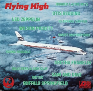 Flying High, Atlantic. 1969, UK