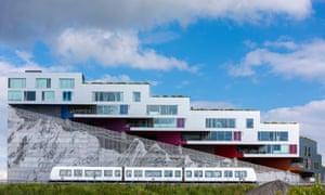 Appartements modernes à Copenhague.