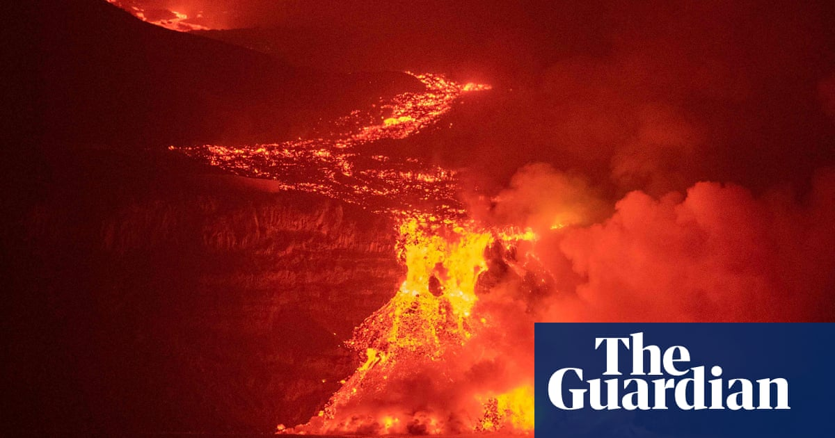 'Volcanoes are life': how the ocean is enriched by eruptions devastating on land