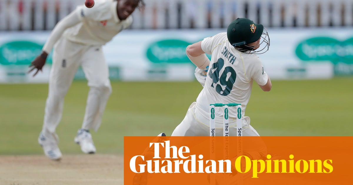 Jofra Archer's duel with Steve Smith a blend of exhilaration and fear | Richard Williams