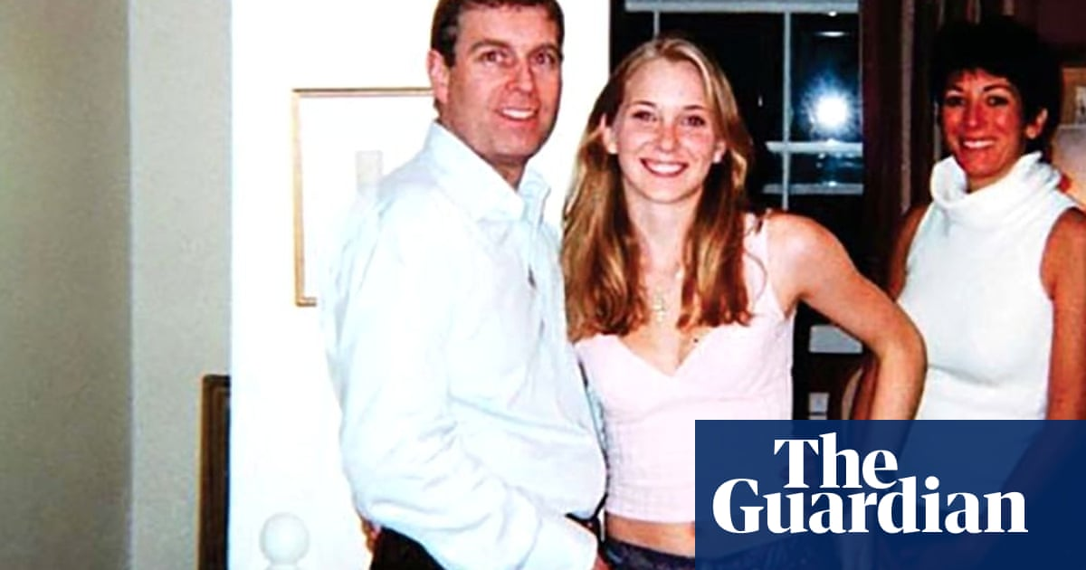 Jeffrey Epstein Accuser Denies Claims Photo With Prince Andrew Was