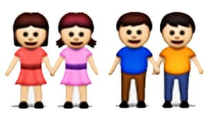 Indonesia has ordered messaging apps to stop using same-sex emoji.