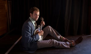 'The mandolin is the least efficient means of extracting noise from a piece of wood' … Chris Thile.