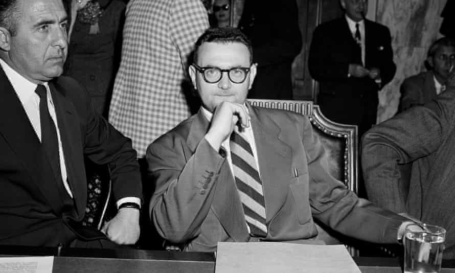 David Greenglass's testimony was seen as crucial in the conviction of his sister, Ethel Rosenberg.
