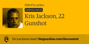kris jackson the counted