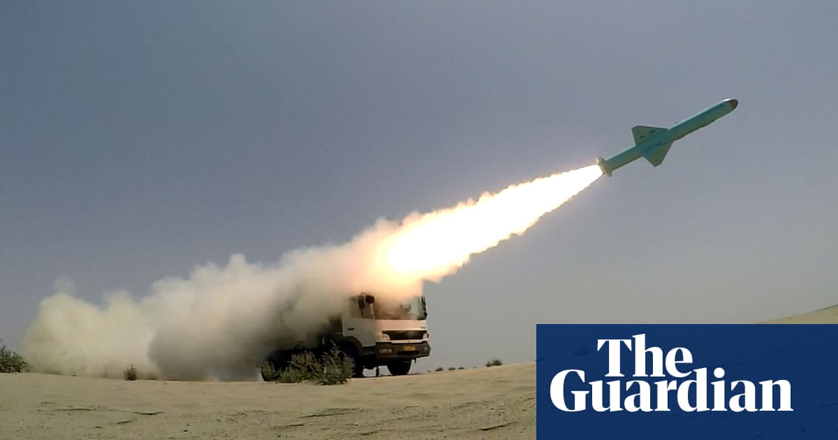 Iran hails lifting of 13-year UN arms embargo as 'momentous day'