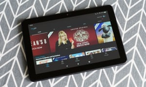 Amazon's Fire HD 8 gets the basics right for general media consumption without breaking the bank.
