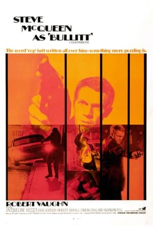 Bullitt, 1968.