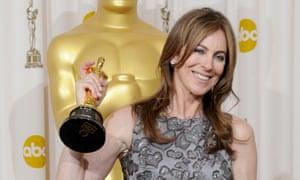 Kathryn Bigelow wins the best director Oscar for The Hurt Locker.
