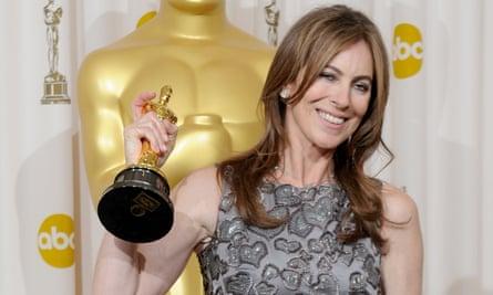 Kathryn Bigelow, still the only woman to win a best director Oscar, for The Hurt Locker in 2009