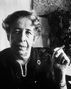 Arendt in New York in 1972