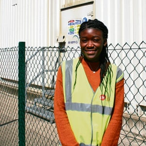 Natalie Asimeng-Gyan, engineering apprentice at GSK