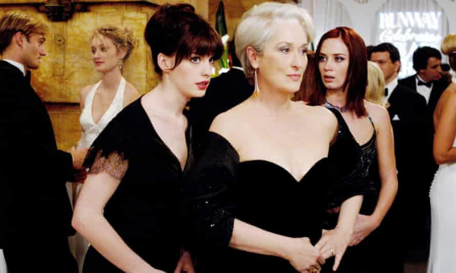 The film starring Meryl Streep as a tyrannical fashion editor was a surprise hit at the box office, making $326m worldwide.