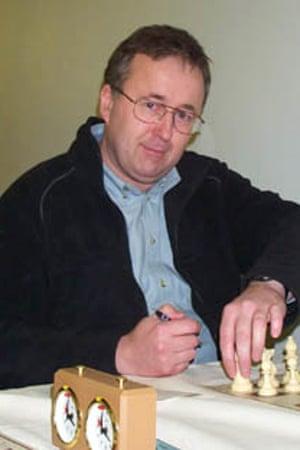chess grandmaster Nigel Davies