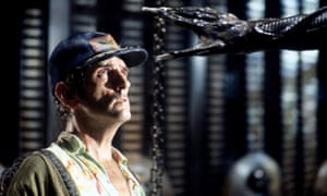 Stanton in Ridley Scott's Alien (1979).