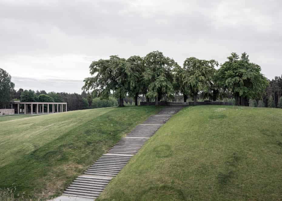 'Magnificent': the meditation grove at Skogskyrkogården, the woodland cemetery near Stockholm created by the young Sigurd Lewerentz and Gunnar Asplund in the late 1910s, now a Unesco world heritage site.