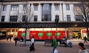 Marks & Spencer in Nottingham