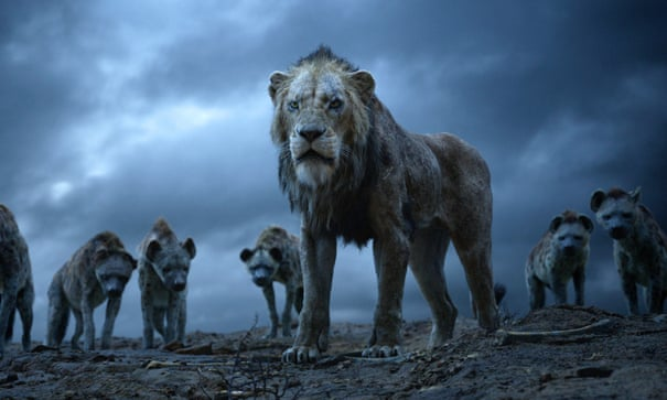 The Lion King missed an opportunity to talk about the climate crisis
