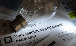 Scottish Power used estimated readings which had inflated the costs.