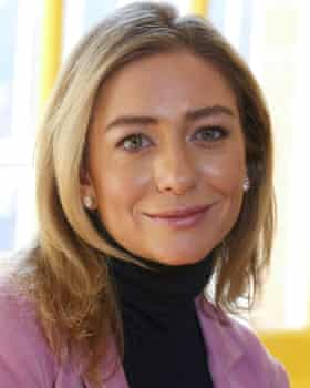 Bumble founder and CEO Whitney Wolfe Herd in 2019.