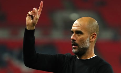 What next for Pep Guardiola? It has to be the Champions League trophy | Barney Ronay