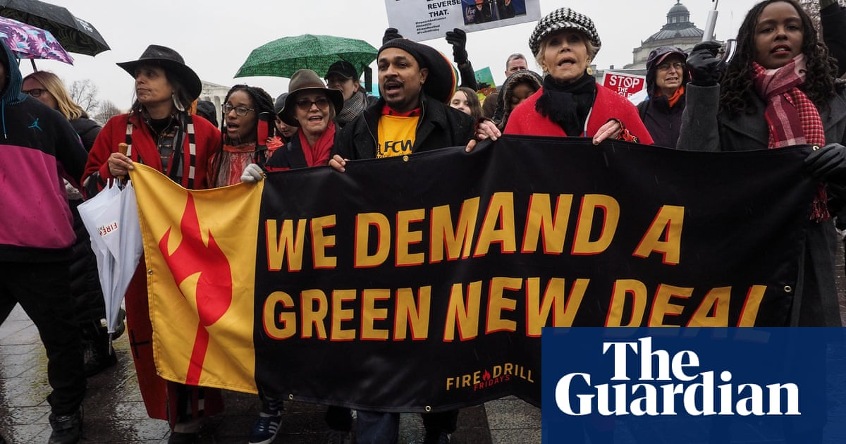 More US voters than ever care about climate – but will they go to the polls?