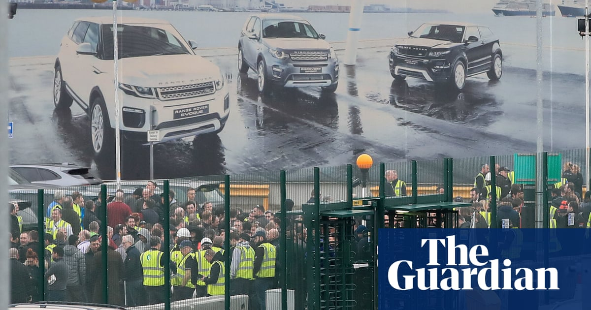 Jaguar Land Rover and Ford to axe thousands of jobs
