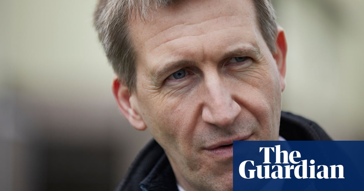 Labour's Dan Jarvis to step down as mayor of South Yorkshire after first term