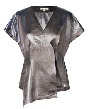 Reasons to wear... metallic
