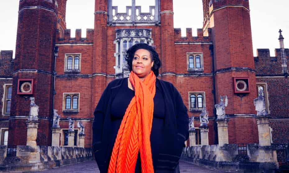 Alison Hammond: 'It's not a character. When I'm on the telly, it's just me showing off to my mates.'