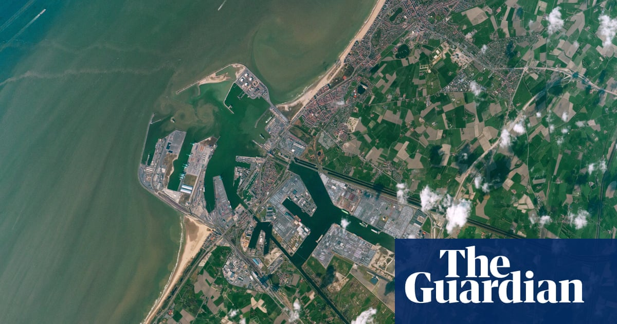 Belgium could build island over abandoned poison gas grenades | World news | The Guardian