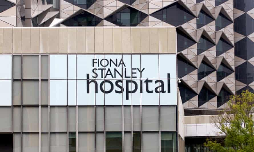 The new Fiona Stanley Hospital in Perth