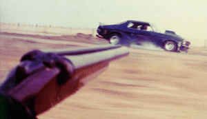 Nightrider's Holden Monaro, from Mad Max