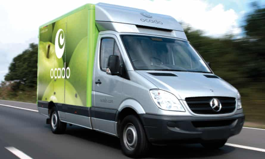 Ocado is still making a loss due to investment in another part of the business.