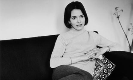 Joan Bakewell in the 60s.