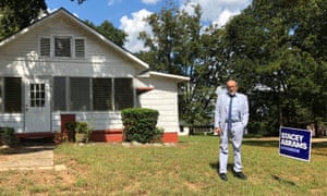 Marty Rosenbluth is the only private immigration attorney in the tiny Georgia town of Lumpkin.