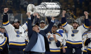A title repeat for the Blues is not out of the question
