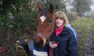 Pennie Davis, 47, was killed as she tended her horses in the New Forest