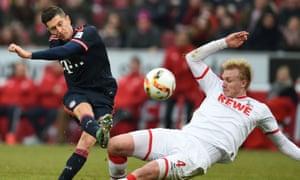 Köln v Bayern Munich