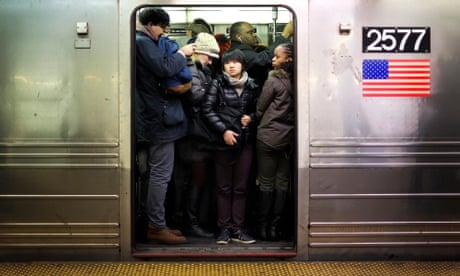 New York City subway and bus services have entered 'death