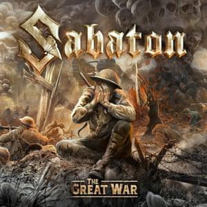 Sabaton: The Great War album artwork
