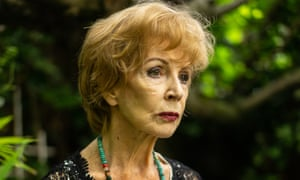 Edna O'Brien, photographed at her home in London.