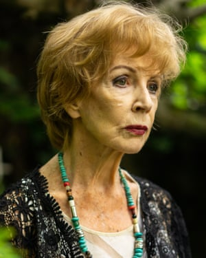Edna O'Brien.