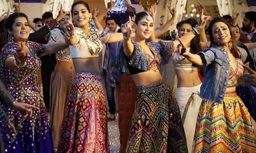 Women first … Veere Di Wedding, a Hindi female buddy comedy directed by Shashanka Ghosh.