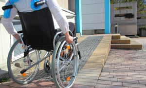 """""""In most discussions on social care, disabled people are largely reduced to euphemisms."""""""