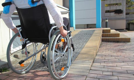 Why aren't new homes fully accessible for older and disabled people?