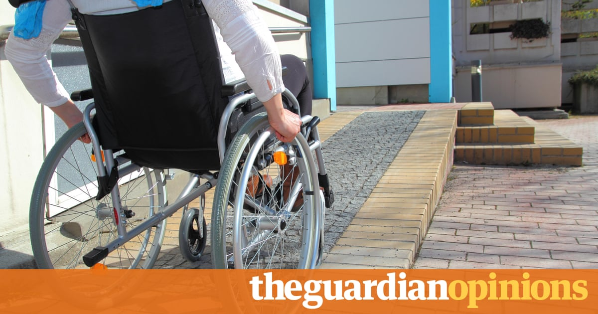 Britain's hidden scandal: the disabled people trapped in their own homes | Frances Ryan