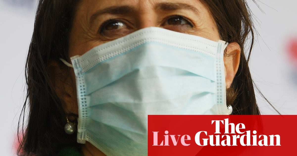 Australia news live: NSW government will hold crisis meeting to discuss growing Sydney Covid outbreak