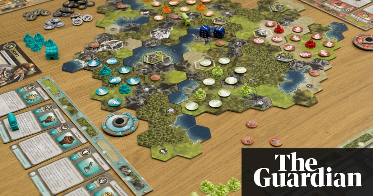 Civilization a new dawn brings the empire building video game to your dinner table life and - Divi builder 2 0 7 ...