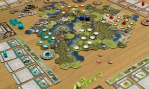 Like the video game series that inspired it, Civilization: A New Dawn hands players control of empires battling for world domination.
